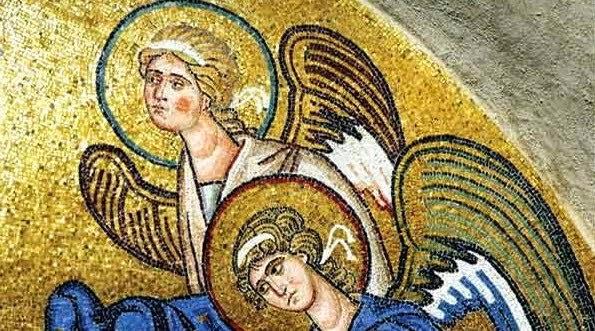 Τα βήματα που μετράει ο άγιος άγγελος…   Το σπιτάκι της Μέλιας