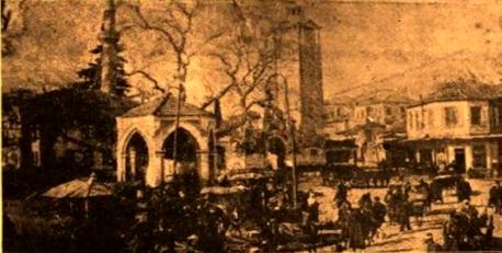 Η ΚΕΝΤΡΙΚΗ ΠΛΑΤΕΙΑ ΤΗΣ ΞΑΝΘΗΣ ΤΟ 1919