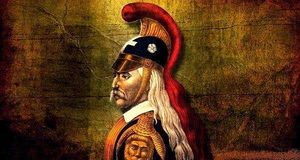 Θεόδωρος Κολοκοτρώνης «ο Γέρος του Μωριά» (3 Απριλίου 1770 – 4 ... c528b0c29a9