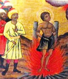 Μιχαήλ Μαυρουδής «Ο μικρός ιεραπόστολος» (21 Μαρτίου1544)