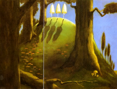 THE THREES TREES4