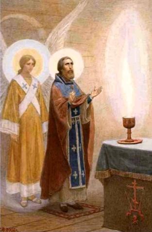 Αποτέλεσμα εικόνας για οι  Άγγελοι στην Θεία Λειτουργία  ΕΙΚΟΝΕΣ