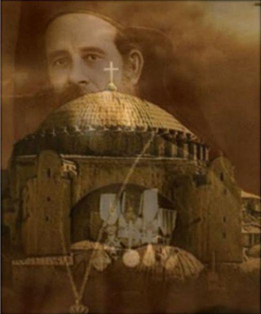 Παπά-Λευτέρης Νουφράκης : Η Θεία λειτουργία στην Αγιά Σοφιά (19 Ιανουαρίου  1919) | Το σπιτάκι της Μέλιας